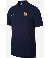 camiseta polo nike f.c. barcelona