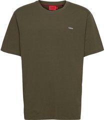 dero212 t-shirts short-sleeved grön hugo