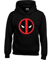 buzo chaqueta hoodies  deadpool