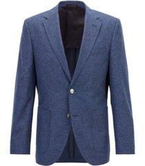 boss men's regular/classic fit jacket