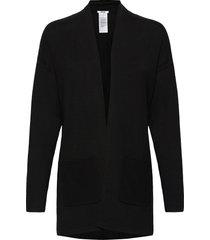 montana cardigan stickad tröja cardigan svart wolford
