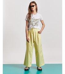 pantalón amarillo desiderata