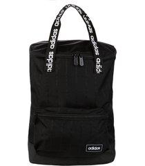 mochila negra adidas originals t4h ii s
