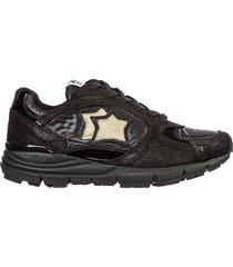 scarpe sneakers donna in pelle mira