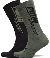 puma men seasonal sportswear sock underwear socks regular socks svart puma