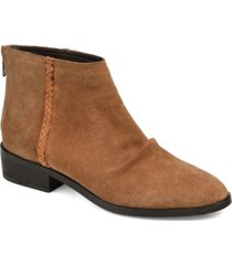 journee collection signature women's bree bootie women's shoes