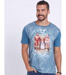 camiseta divino pai eterno dve4414 indigoblue ágape masculina - masculino