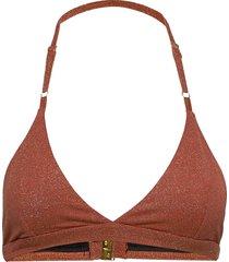 kelly bikini bra bikinitop brun underprotection