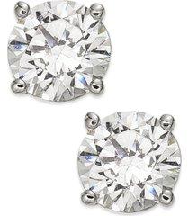 diamond stud earrings (1-1/4 ct. t.w.) in 14k white gold