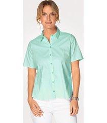 blouse mona mint