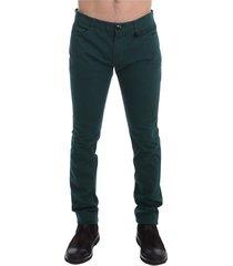 slim fit cotton stretch pants jeans