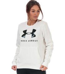 womens favourite fleece sportstyle sweatshirt