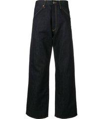 x levi's oversized camo pocket jeans