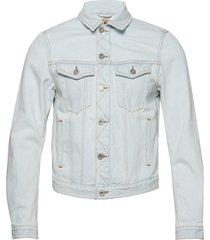d-galy-f jacket jeansjacka denimjacka vit diesel men