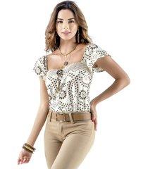 blusa adulto femenino estampado marketing  personal