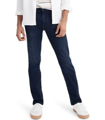 men's madewell slim fit jeans, size 40 x 34 - blue