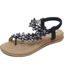 sandalias de pisos comodos