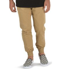pantalon hombre authentic jogger café vans