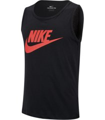 nike men's sportswear logo tank top