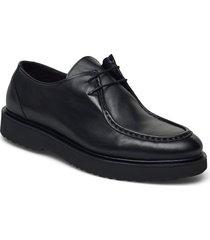 stb-cosmos apron l loafers låga skor svart shoe the bear