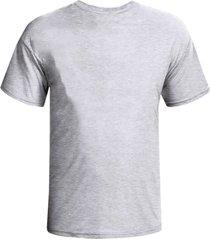 camiseta prorider zeno on cinza claro com estampa quadrada   zocam08 - kanui