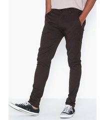 tailored originals pants -tofrederic byxor java