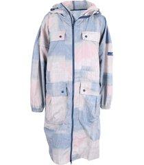 adidas by stella mccartney polyester coat