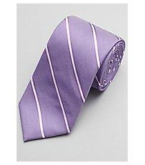 1905 collection grosgrain stripe tie - long