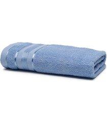 toalha de banho santista royal knut, azul
