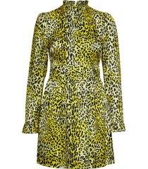 adyn korte jurk geel baum und pferdgarten