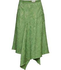 dharma knälång kjol grön by malene birger