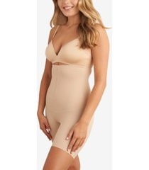 miraclesuit high-waist zip thigh slimmer