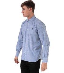 mens striped fancy cotton regular fit shirt
