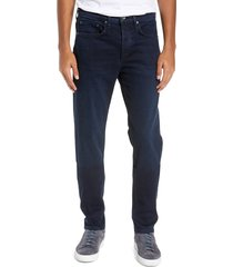 men's rag & bone fit 3 slim straight leg jeans, size 36 - blue