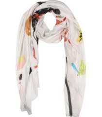 kate spade new york women's things we love oblong scarf