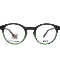 óculos de grau sting playlist vst