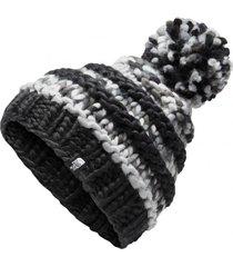 gorro nanny knit negro the north face
