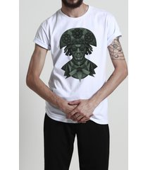 camiseta cabra da peste