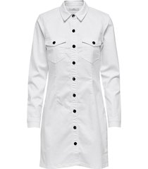 jeansklänning jdysanna denim dress