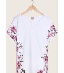 blusa blanco-violeta-verde patprimo