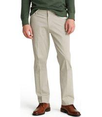 dockers men's straight-fit city tech trousers