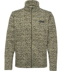 m chillin™ fleece sweat-shirts & hoodies fleeces & midlayers grön columbia