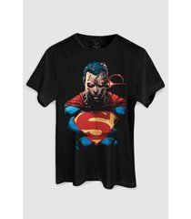 camiseta dc comics superman x-ray vision colors bandup!