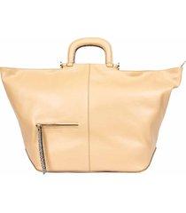 borbonese extra large charlotte handbag