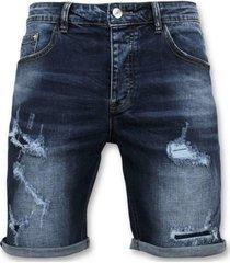 korte broek enos korte broek jeans short