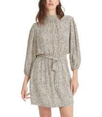 sanctuary radiate dot-print dress