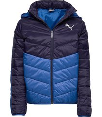active jacket b gevoerd jack blauw puma