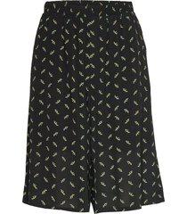 belinagz shorts ao20 shorts flowy shorts/casual shorts svart gestuz
