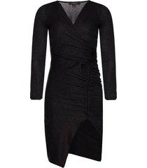 rina long-sleeved dress