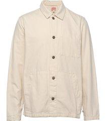 fishermen jacket overshirts crème armor lux